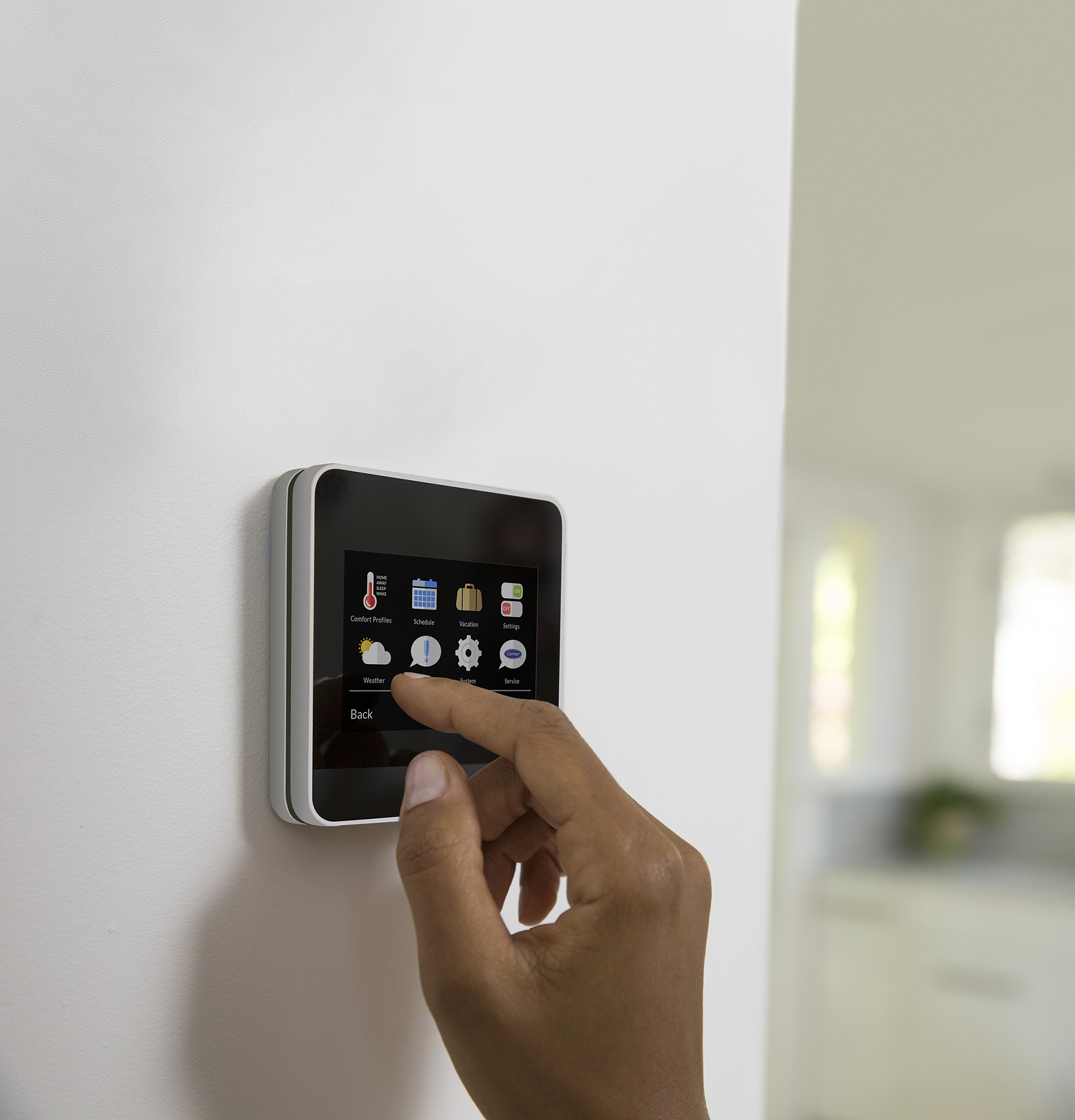 The Cor thermostat will be your best friend this year!