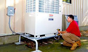 Robies of Cape Cod installs and preforms maintenance for commercial HVAC.