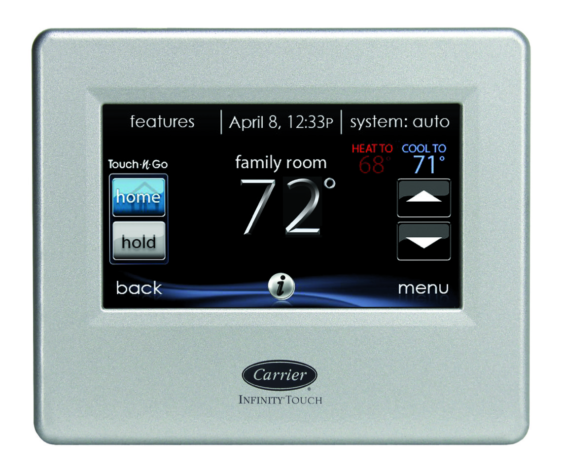 Carrier Cor Home Automation by Robies
