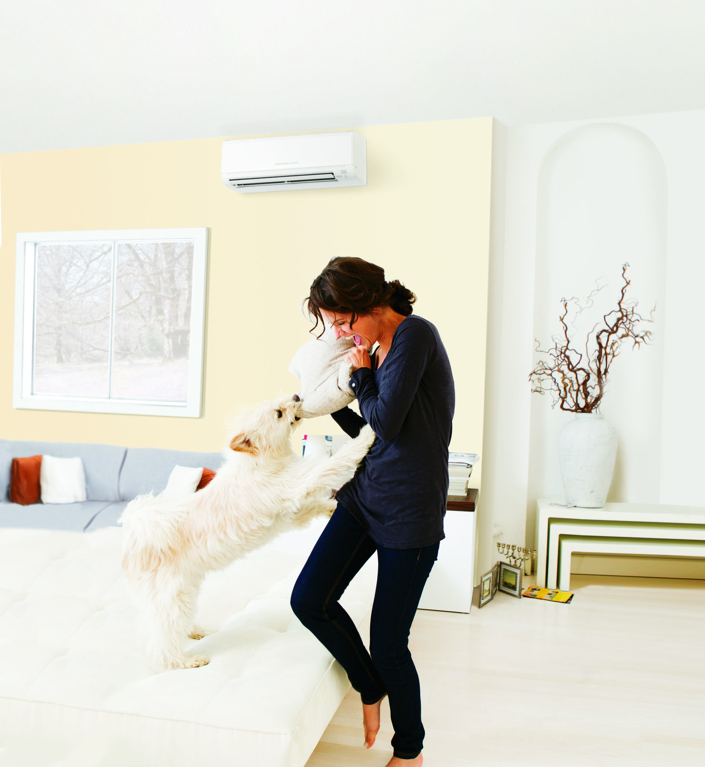 Robies Heating and Cooling installs more Mitsubishi Ductless than anyone on Cape Cod.