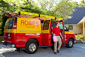 Robies is the Cape's largest installers of ductless heating and cooling systems.
