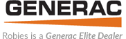 The Generac Automatic Home Standby Generator can restore power to your home during outages.