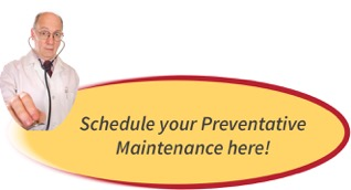 Schedule your Preventative Maintenance here!